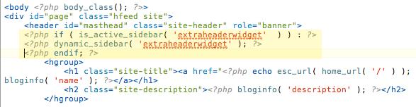 php-widget-code