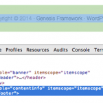 Add a Genesis Footer Widget Area to include extra content
