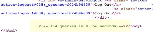 page-load-queries