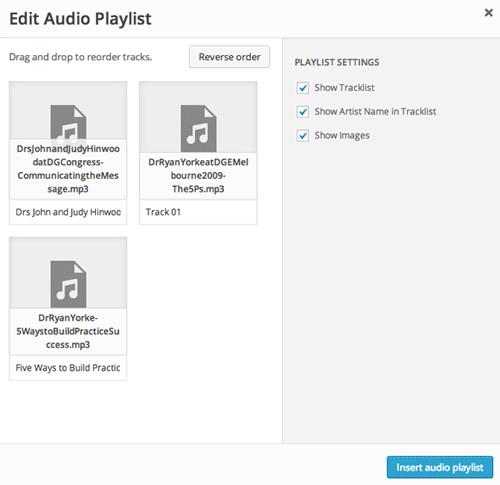 wordpress-audio-playlist-reorder
