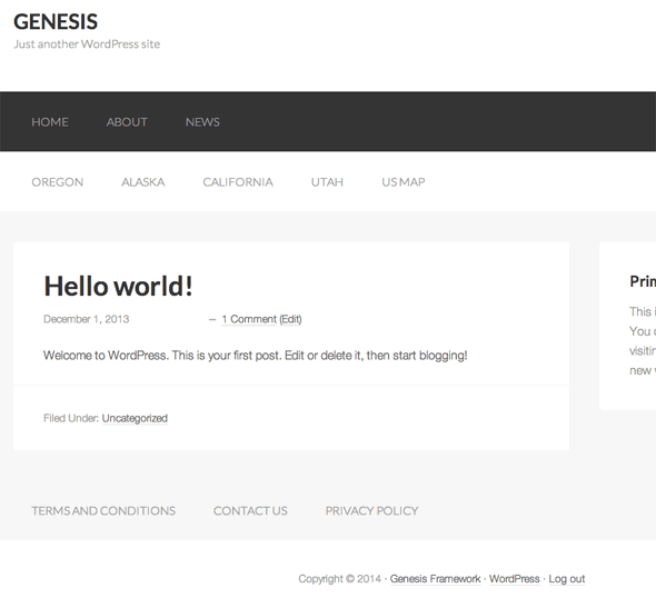 genesis-create-final-footer-menu-location