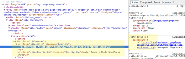 genesis-custom-header-markup