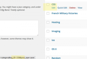 Hide a certain Category's Posts from the Home/Blog page in WordPress