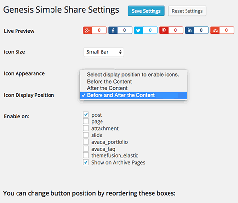 gensis-simple-share
