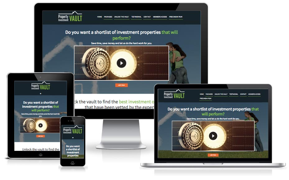 Property Investment Vault