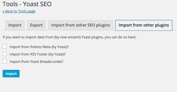 wordpress-import-tools-yoast-plugins