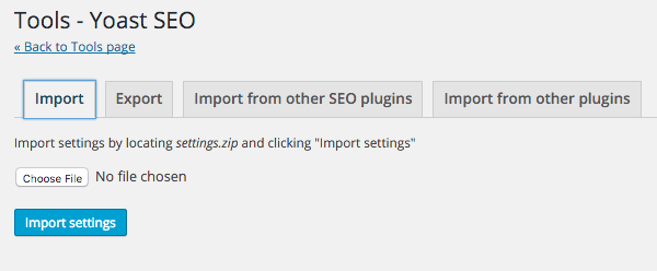 wordpress-import-tools