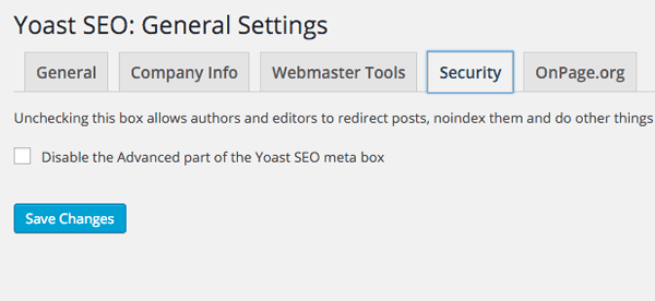 wordpress-yoast-disable-local-seo