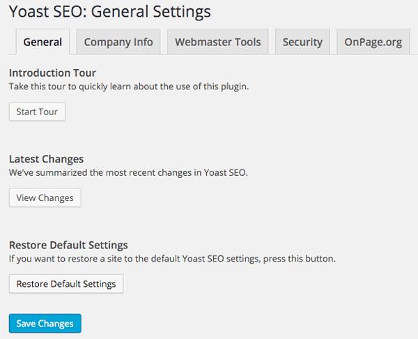 wordpress-yoast-general-settings