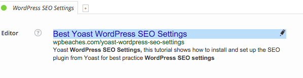 yoast-wordpress-snippet-editor
