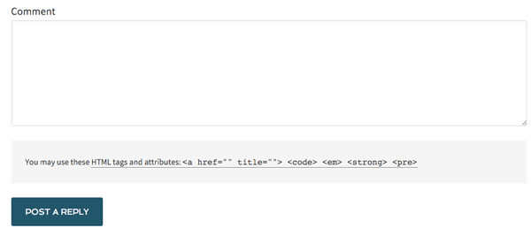 wordpress-filter-comments-html-tags-edited