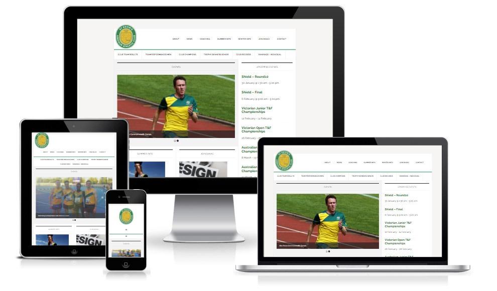 St Kevins Amateur Athletics