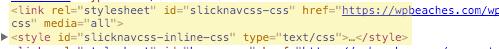 wordpress-inline-style-css