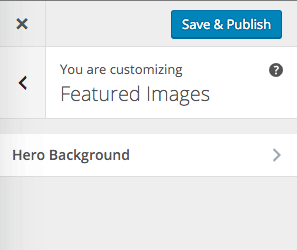 Using Customizer to add a CSS background image to widget in