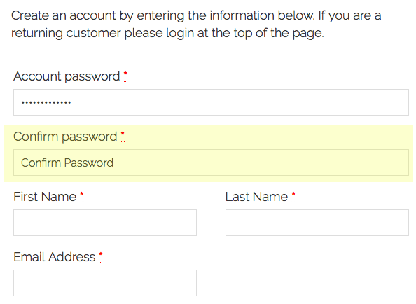 Remove Password Strength Rules in WooCommerce Checkout | WP