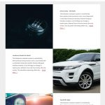 Checkerboard Featured Posts Layout like Genesis Atmosphere Pro Theme