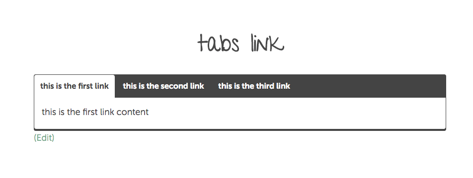 tab-layout