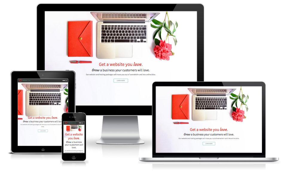 website-love