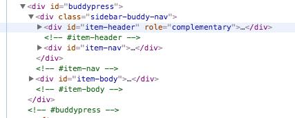 buddypress-genesis-item-header-container