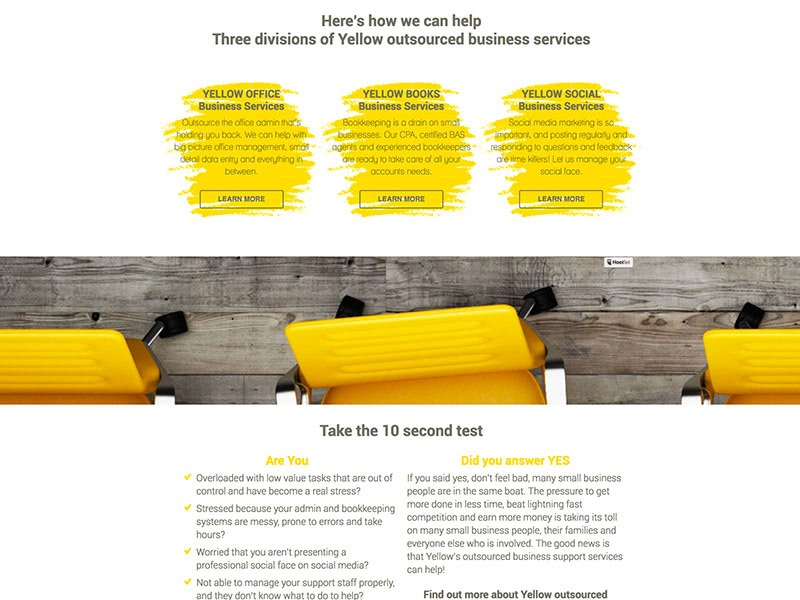 Yellow Page2