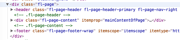 Adding a Sticky Footer to Beaver Builder Theme with CSS | WP