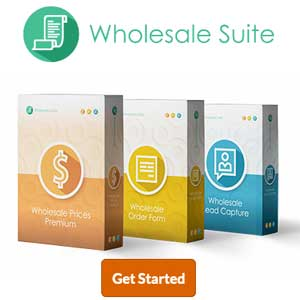 Wholesale Suite for WooCommerce