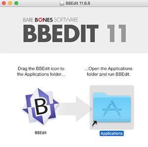 Bbedit Macos Bigsur Editing