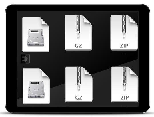 Zip Tar Dmg Osx Compress Formats