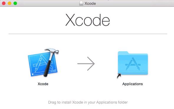 Xcode Yosemite